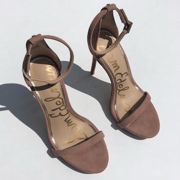 d04668f5d7c6f1 NWOT Sam Edelman Nadya Ankle Strap Sandals